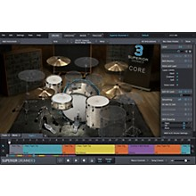 Toontrack Superior Drummer 3.0 Crossgrade from EZDrummer 2 VSSD