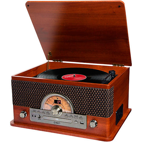 ION Superior LP Record Player thumbnail