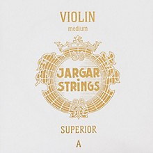 Jargar Superior Series Synthetic Core Violin A String