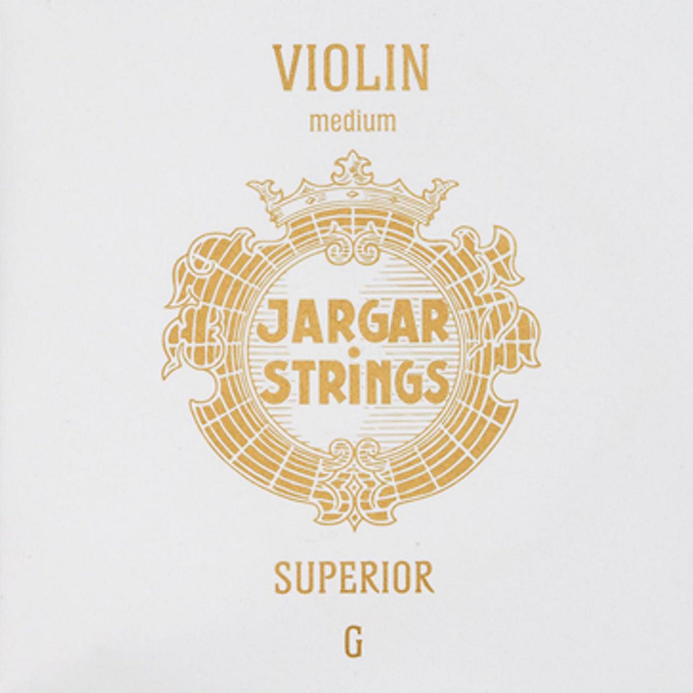Jargar Superior Series Synthetic Core Violin G String thumbnail