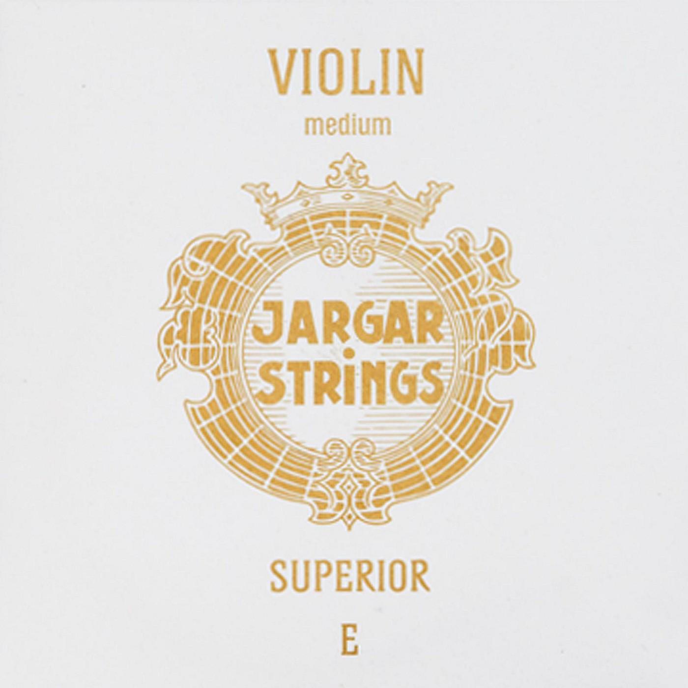 Jargar Superior Series Tin Plated Violin E String thumbnail