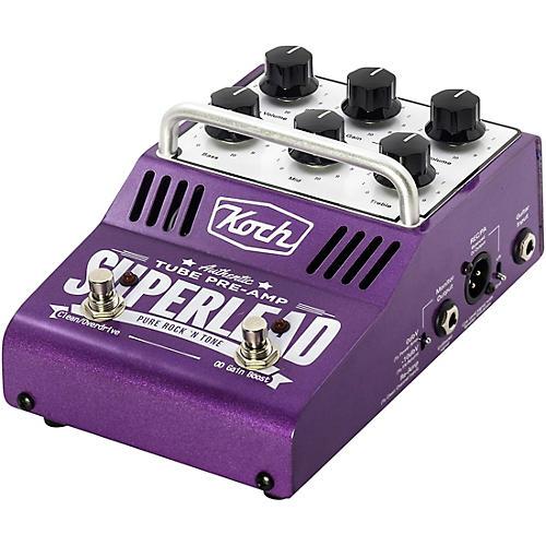 Koch Superlead Tube Guitar Preamp thumbnail