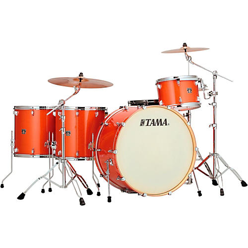 Tama Superstar Classic 4-Piece Classic Rock Shell Pack thumbnail