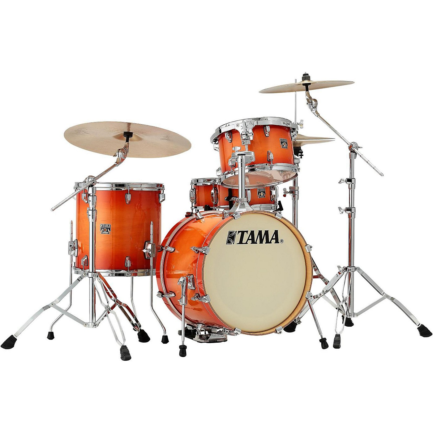 TAMA Superstar Classic 4-Piece Shell Pack with 18 in. Bass Drum thumbnail