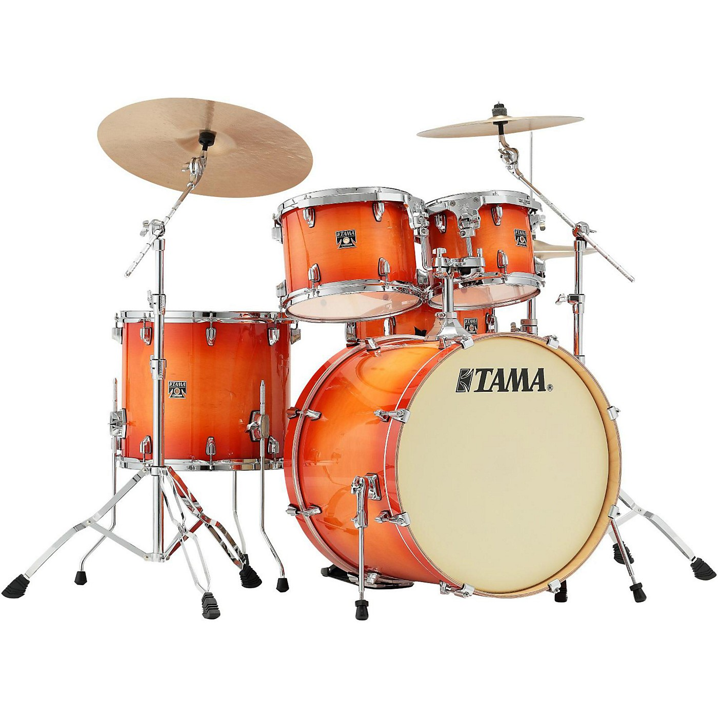 TAMA Superstar Classic 5-Piece Shell Pack with 22 in. Bass Drum thumbnail