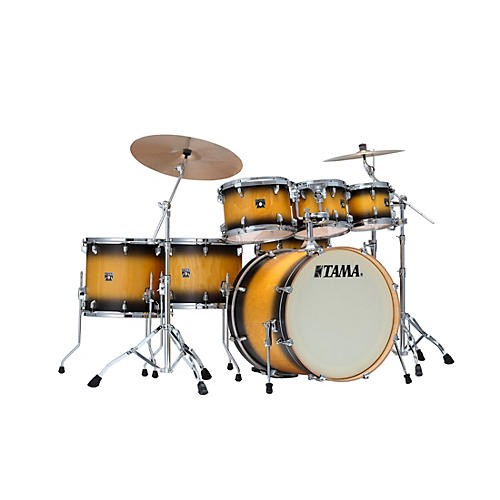 TAMA Superstar Classic Exotix 7-Piece Shell Pack with 22 in. Bass Drum thumbnail