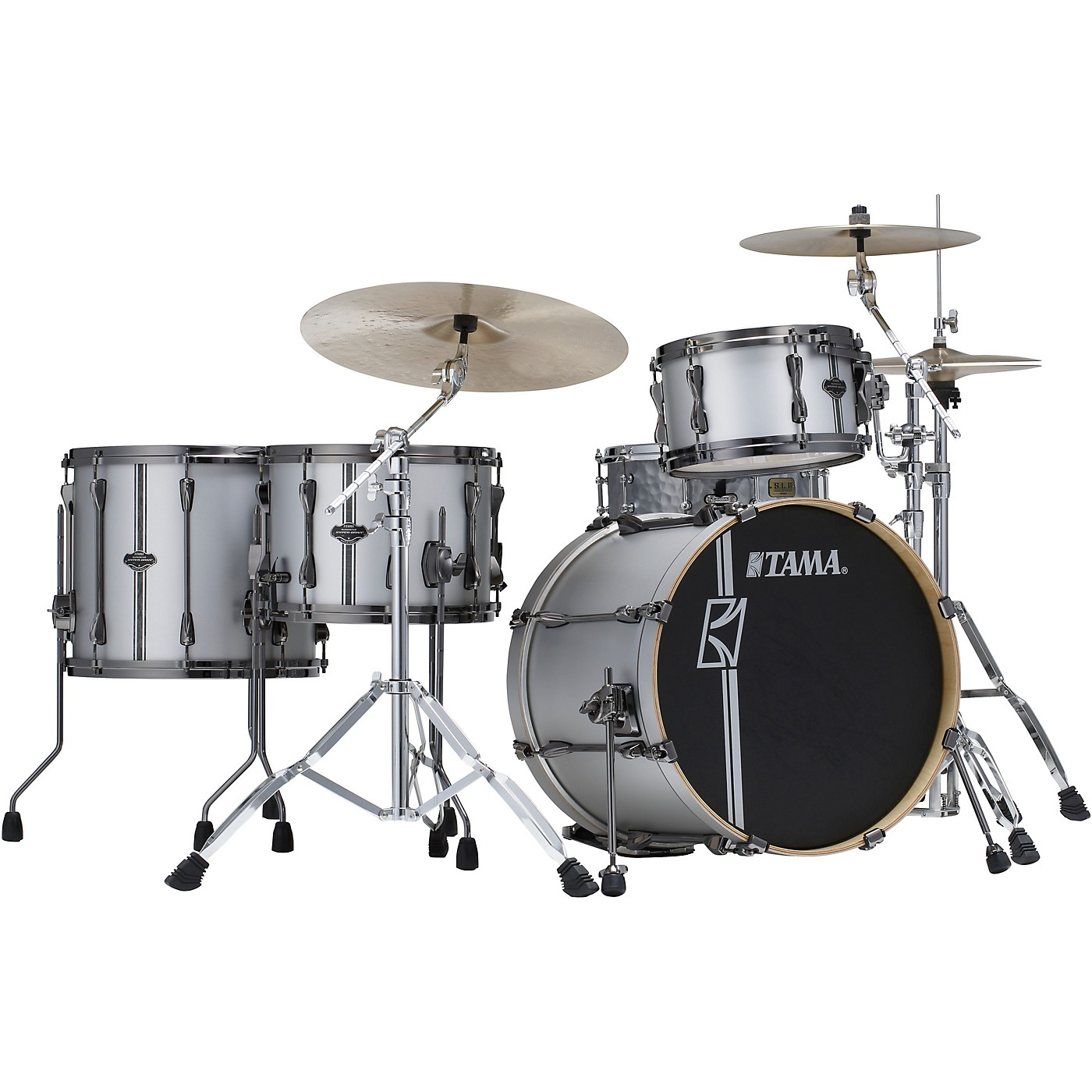 TAMA Superstar Hyper-Drive Duo 4-Piece Shell Pack thumbnail