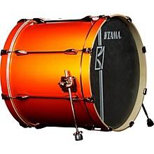 Tama Superstar Hyper-Drive SL Bass Drum with Black Nickel Hardware
