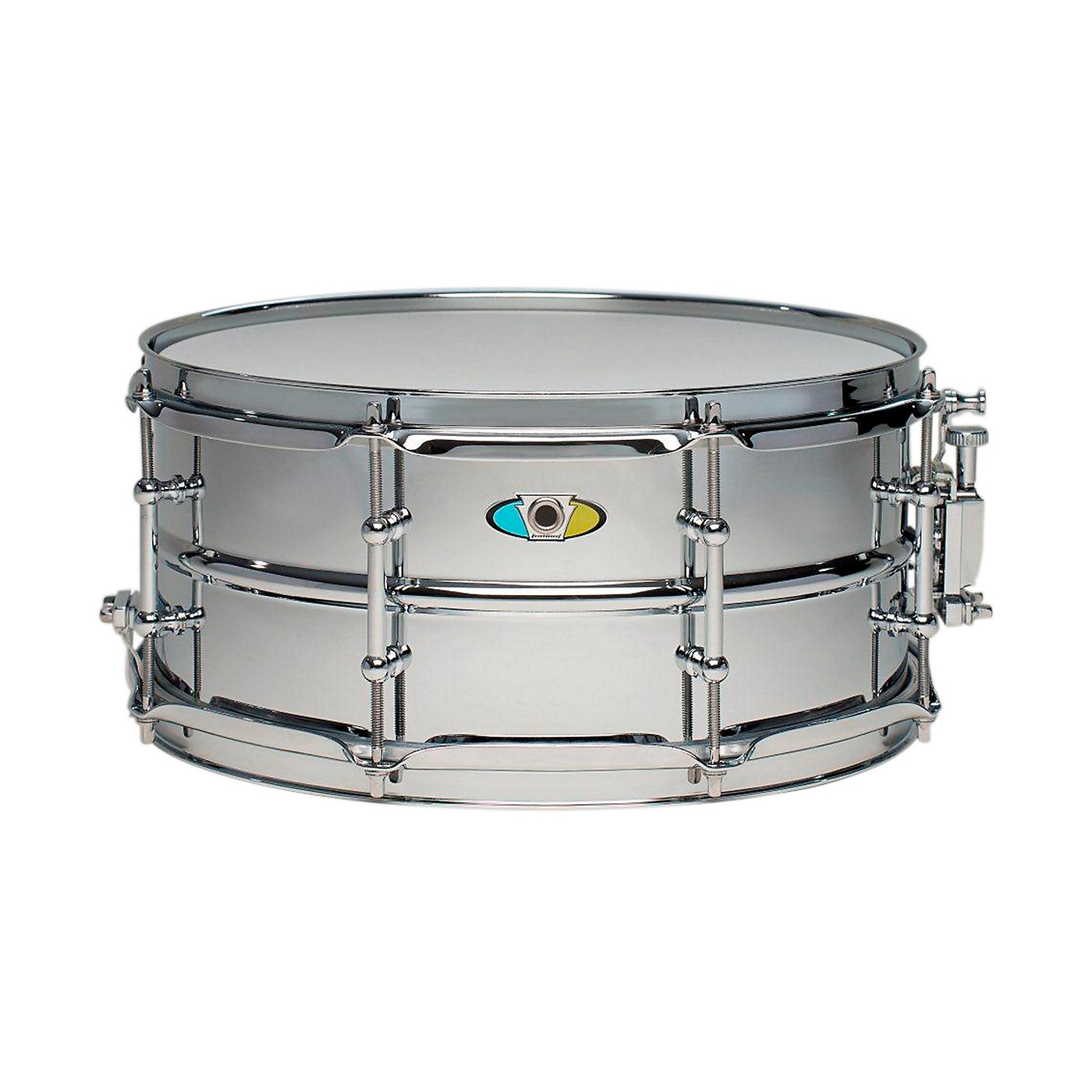 Ludwig Supralite Steel Snare Drum thumbnail