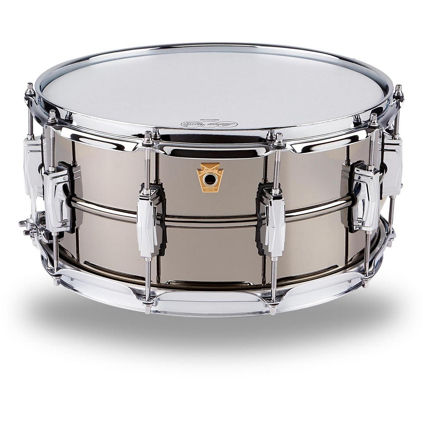 Ludwig Supraphonic Black Beauty Snare Drum thumbnail