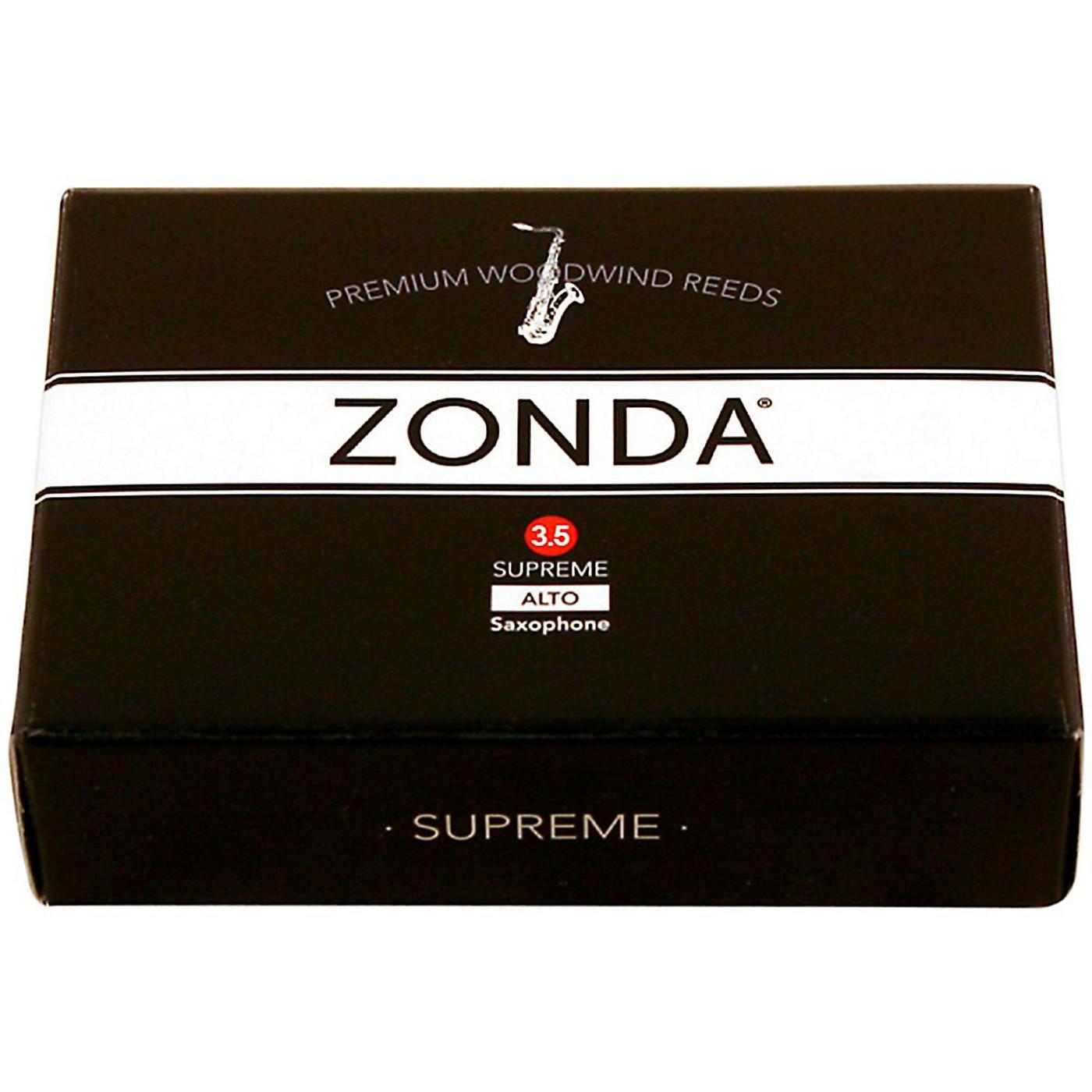 Zonda Supreme Alto Saxophone Reed thumbnail