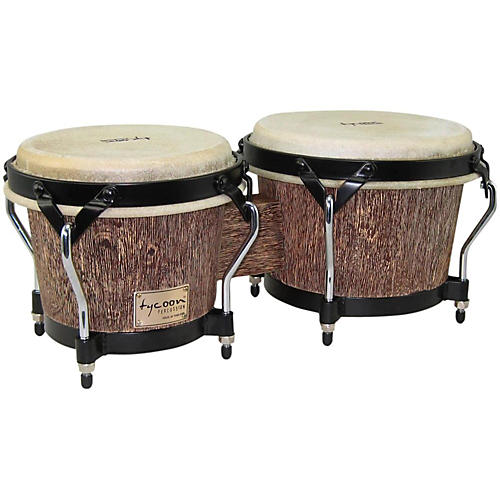 Tycoon Percussion Supremo Select Series Bongos thumbnail