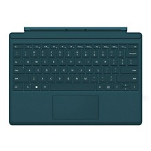 Microsoft Surface Pro 4 Type Cover, Teal
