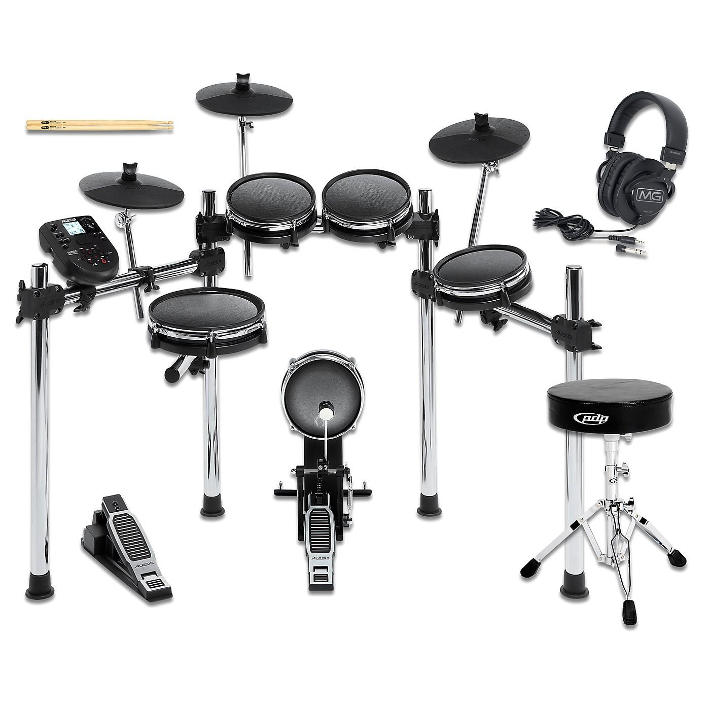 Alesis Surge Mesh-Head Electronic Drum Set Starter kit thumbnail