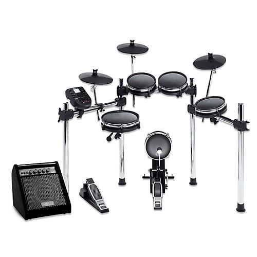 Alesis Surge Mesh-Head Electronic Drum Set with Simmons DA50B Bluetooth Monitor thumbnail