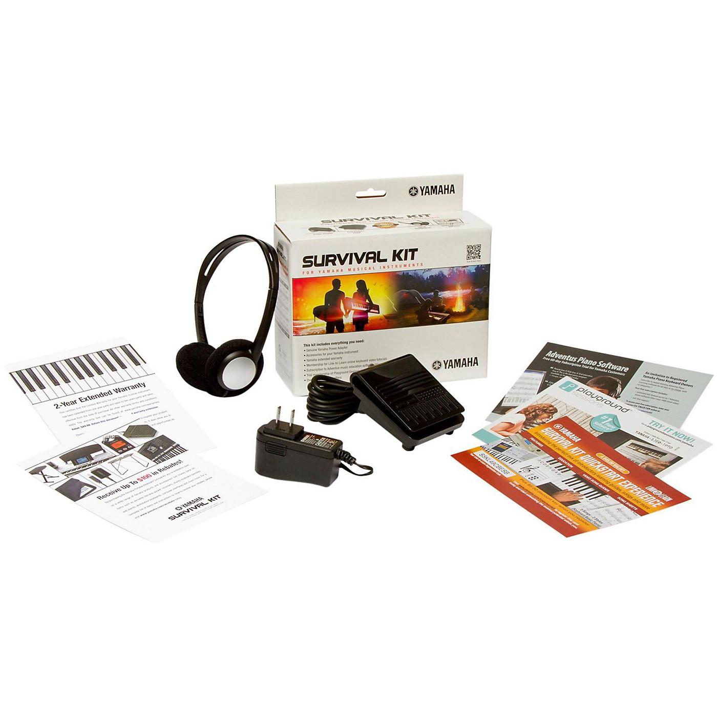 Yamaha Survival Kit B2 for PSRE273, PSRE363, NP12 and EW300 thumbnail