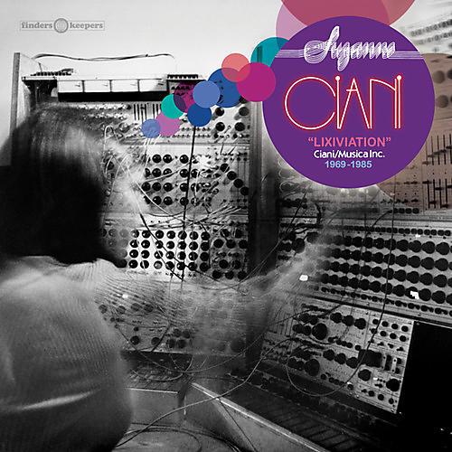 Alliance Suzanne Ciani - Lixiviation - Ciani / Musica Inc. 1969-1985 thumbnail