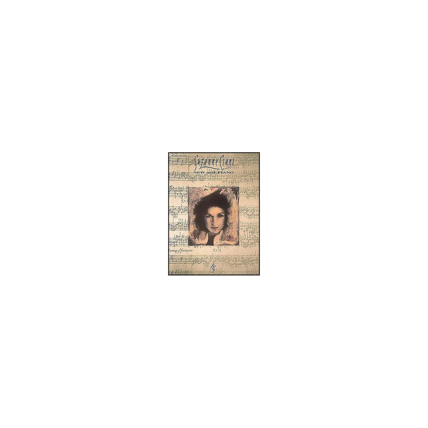 Hal Leonard Suzanne Ciani - New Age Piano arranged for piano solo thumbnail