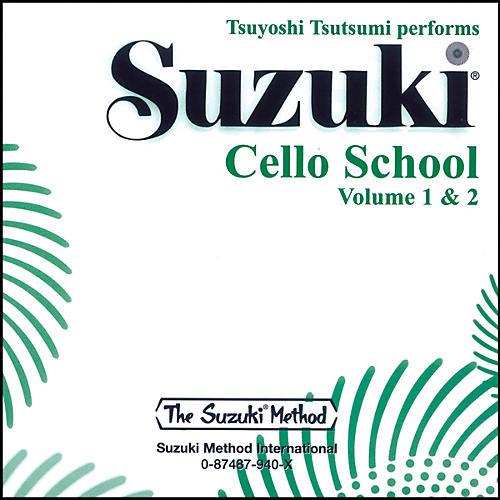 Alfred Suzuki Cello School CD, Volume 1 & 2 thumbnail