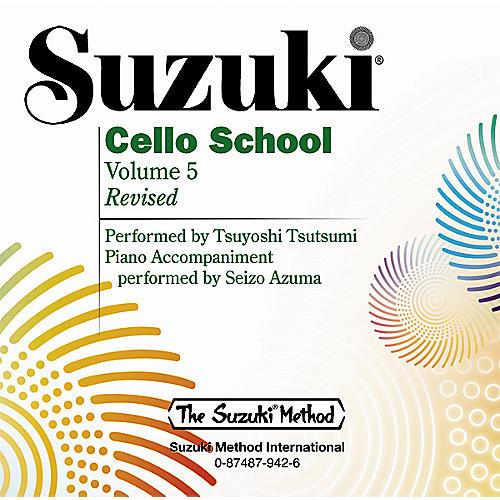 Alfred Suzuki Cello School CD, Volume 5 thumbnail