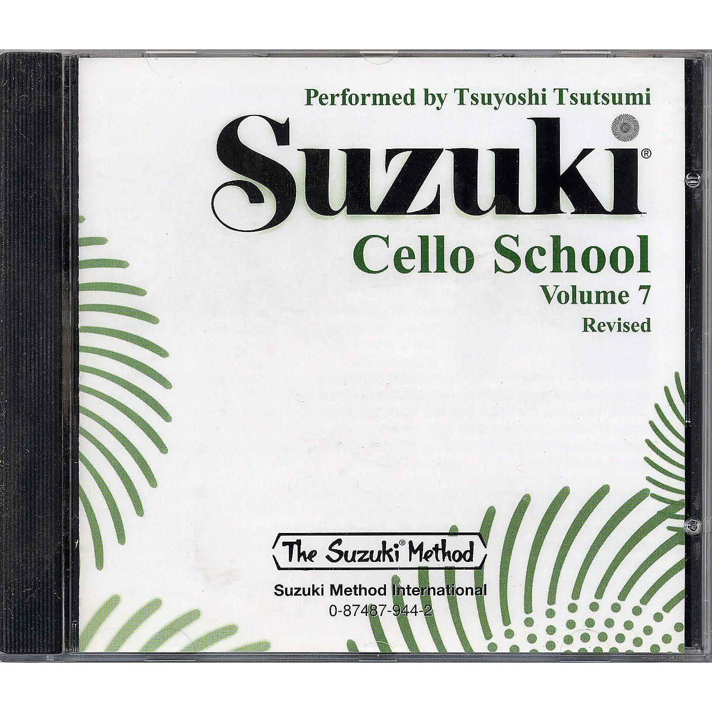 Alfred Suzuki Cello School CD, Volume 7 thumbnail