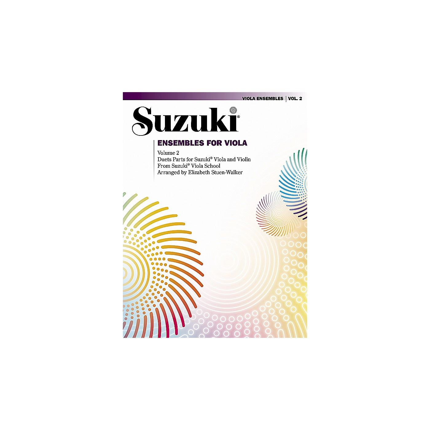Alfred Suzuki Ensembles for Viola Volume 2 thumbnail