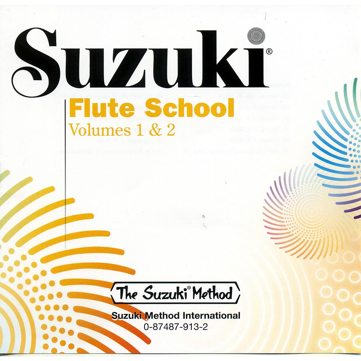 Alfred Suzuki Flute School CD Volume 1 & 2 Volume 1 & 2 (Revised) thumbnail