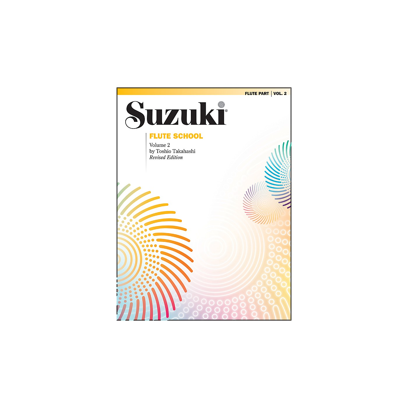 Alfred Suzuki Flute School Flute Part Volume 2 Volume 2 (Revised) thumbnail