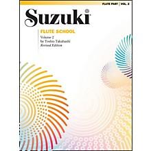 Alfred Suzuki Flute School Flute Part Volume 2 Volume 2 (Revised)
