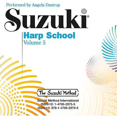 Suzuki Suzuki Harp School, Volume 5 CD thumbnail