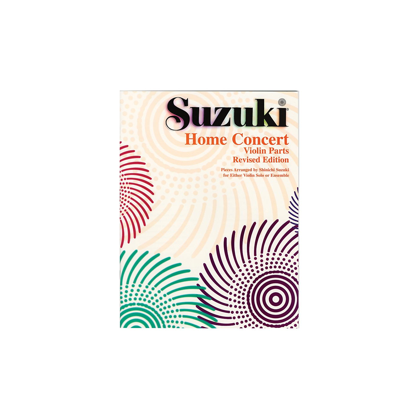 Alfred Suzuki Home Concert: Violin Part (Revised) thumbnail