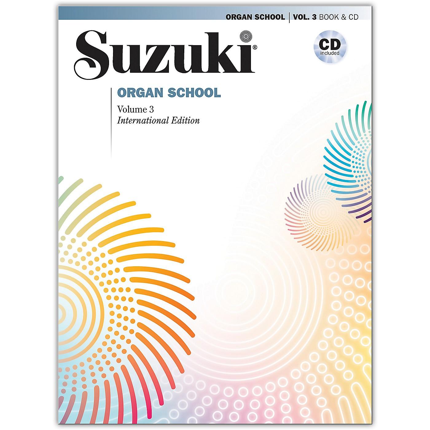 Suzuki Suzuki Organ School, Vol. 3 Volume 33 thumbnail