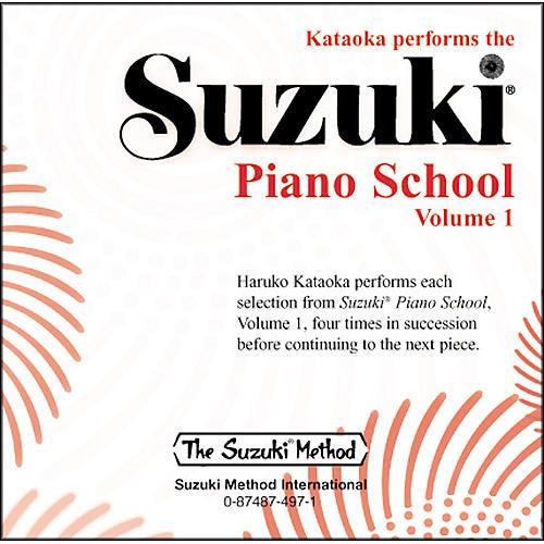 Suzuki Suzuki Piano School CD Volume 1 thumbnail