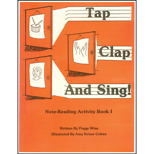 Summy-Birchard Suzuki Tap, Clap and Sing!-thumbnail
