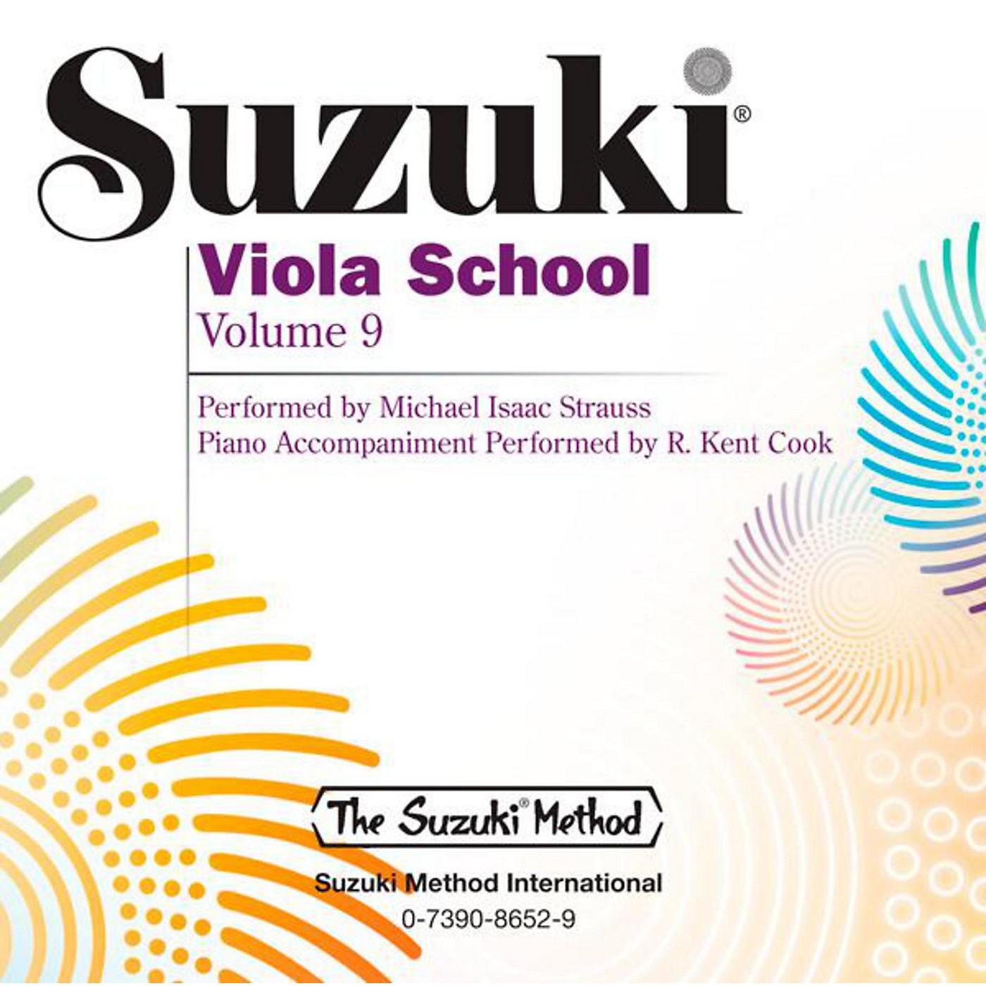 Suzuki Suzuki Viola School CD Volume 9 thumbnail