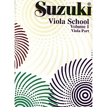 Alfred Suzuki Viola School Viola Part, Volume 1 Textbook