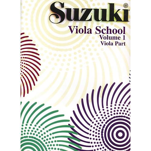 Alfred Suzuki Viola School Viola Part, Volume 1 Textbook thumbnail