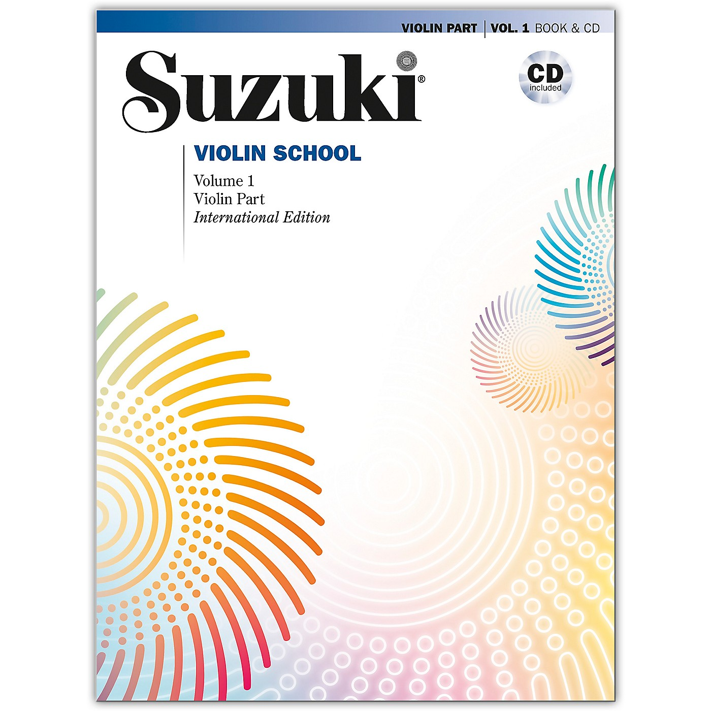 Suzuki Suzuki Violin School, Volume 1 Book & CD thumbnail