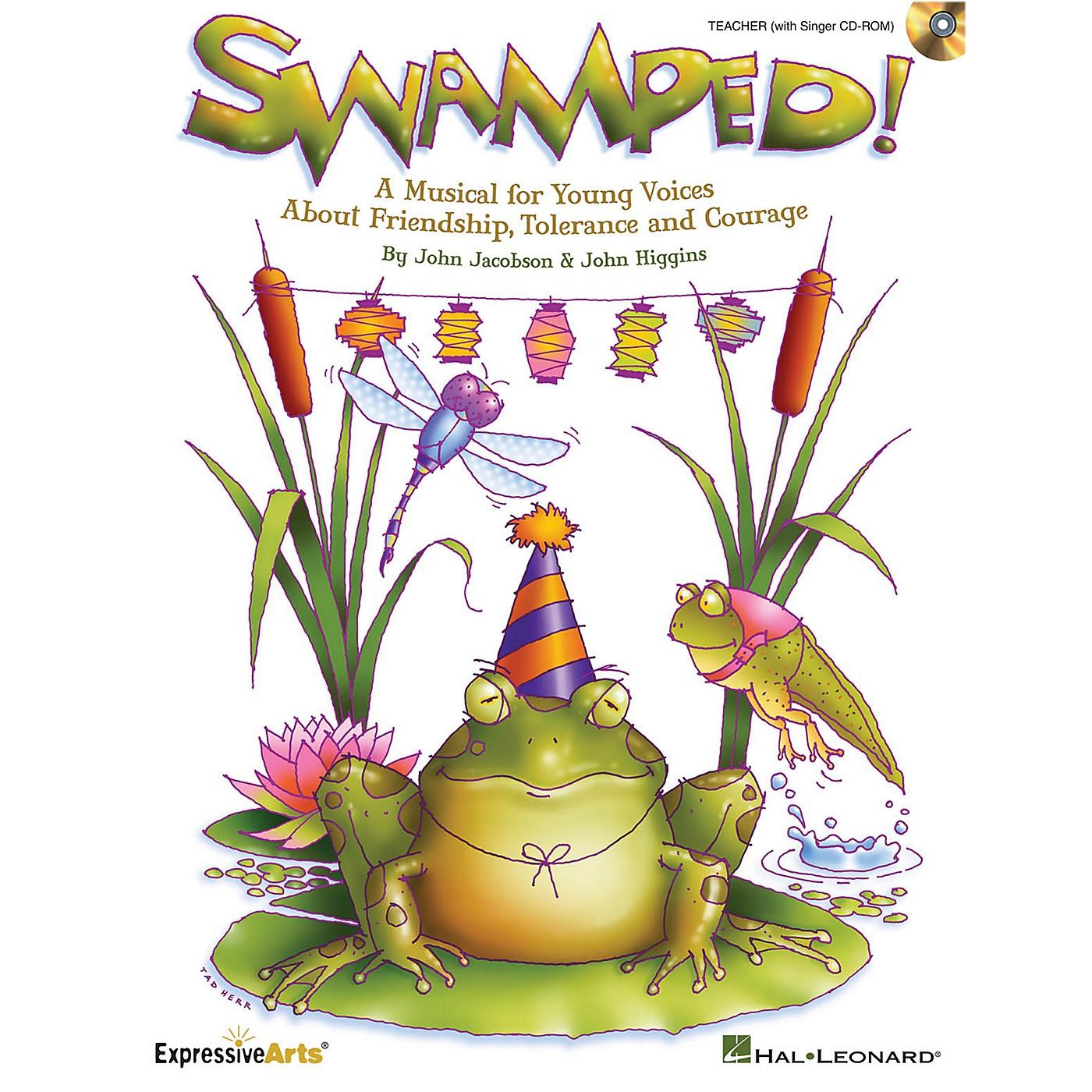 Hal Leonard Swamped! Teacher/Singer CD-ROM thumbnail