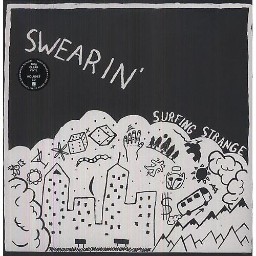 Alliance Swearin' - Surfing Strange thumbnail