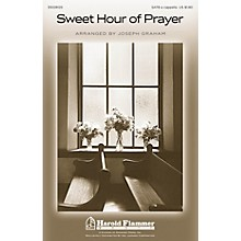 Shawnee Press Sweet Hour of Prayer SATB a cappella arranged by Joseph Graham