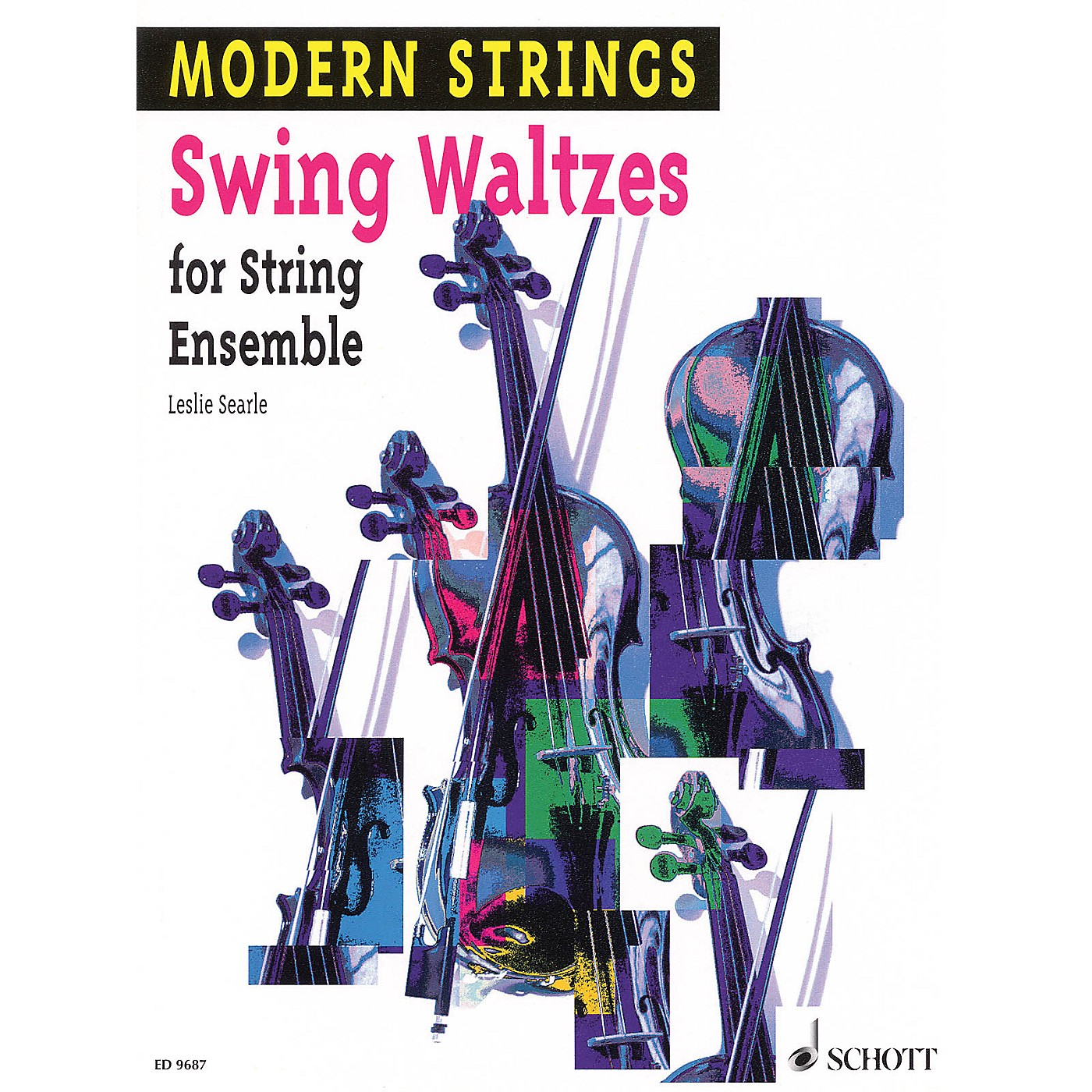 Schott Swing Waltzes (String Ensemble) Schott Series Composed by Leslie Searle Arranged by Peter Mohrs thumbnail