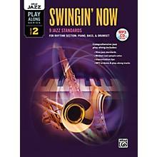 Alfred Swingin' Now Rhythm Section Book & CD
