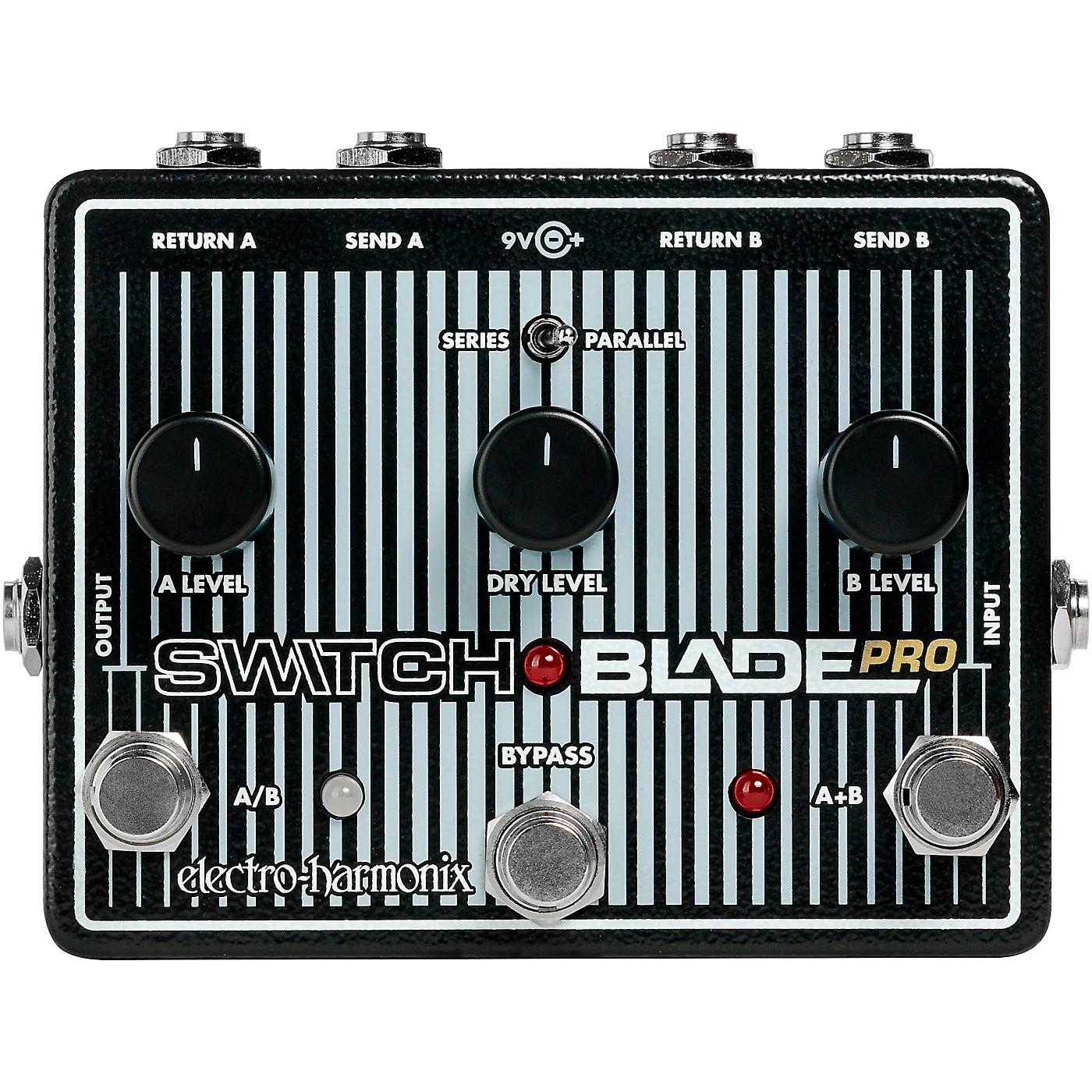 Electro-Harmonix Switchblade Pro Switching Pedal thumbnail
