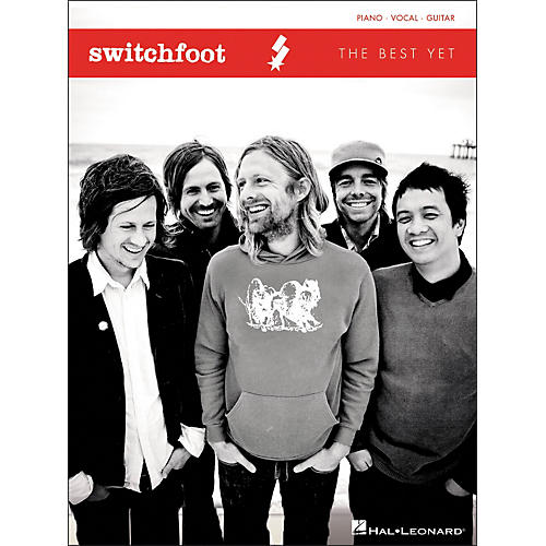 Hal Leonard Switchfoot - The Best Yet Songbook For Piano, Vocals, and Guitar thumbnail