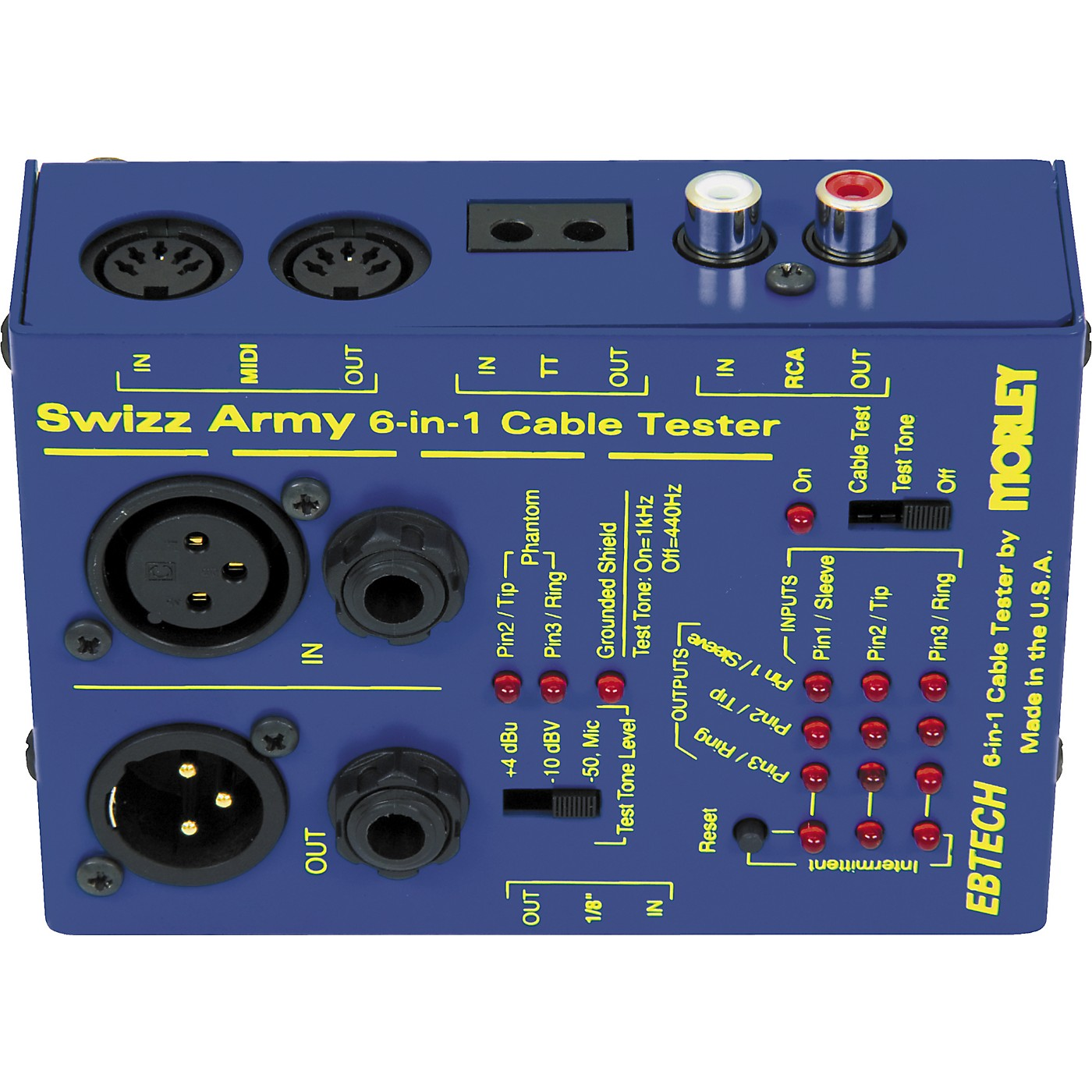 Ebtech Swizz Army Cable Tester thumbnail