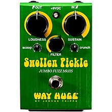Way Huge Electronics Swollen Pickle Jumbo Fuzz MkIIS Guitar Effects Pedal