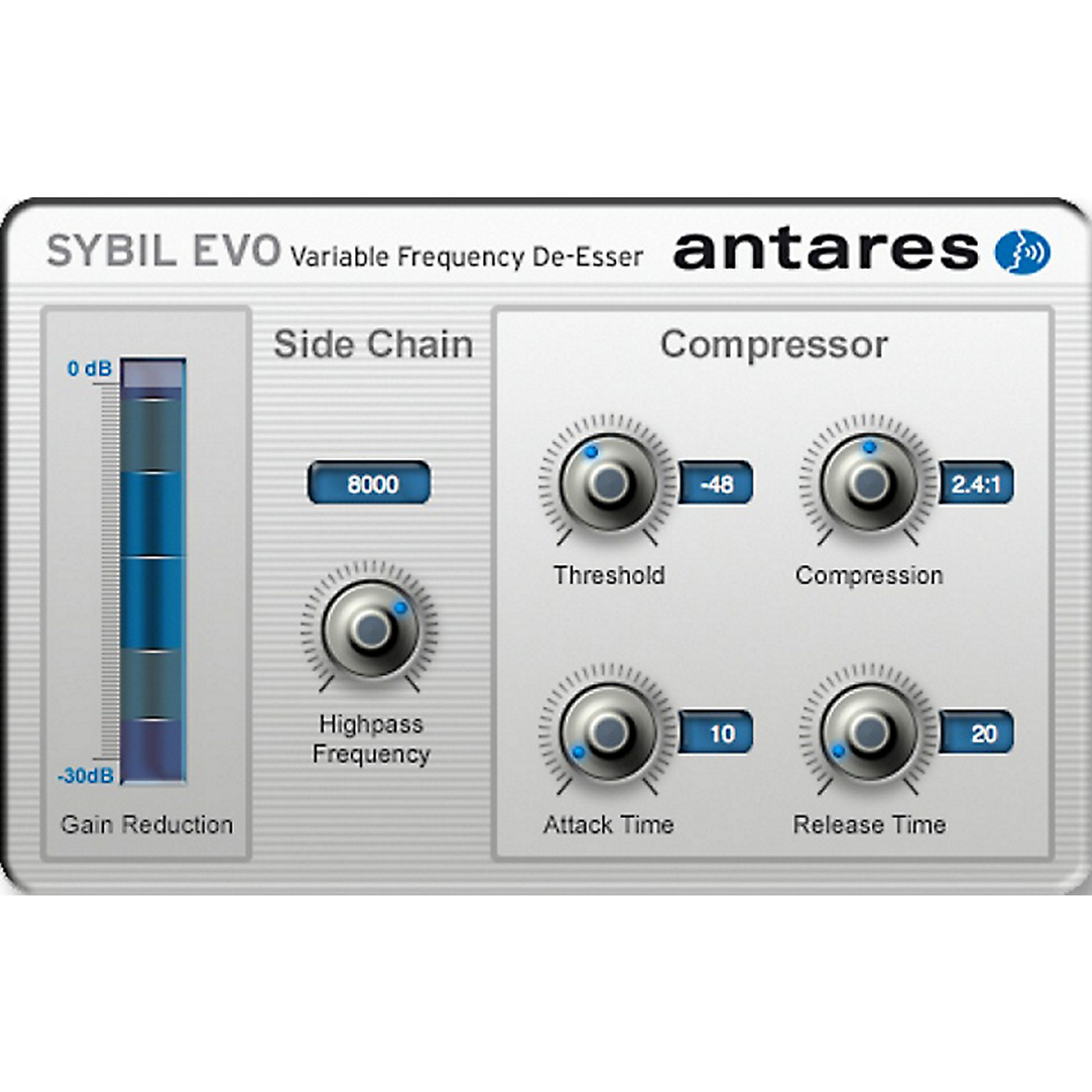 Antares Sybil EVO (VST/ AU/ RTAS) Software Download thumbnail