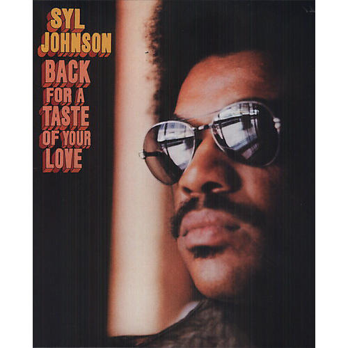 Alliance Syl Johnson - Back for a Taste of Your Love thumbnail