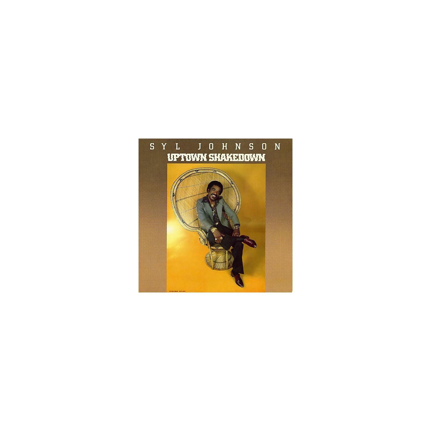Alliance Syl Johnson - Uptown Shakedown thumbnail
